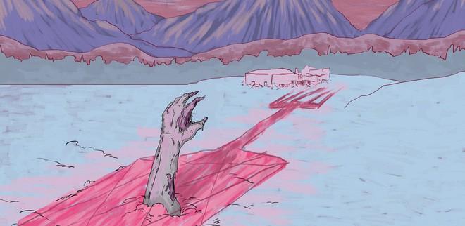 Lần đầu tiên các nhà khoa học phát hiện những con vi khuẩn zombie - Ảnh 1.