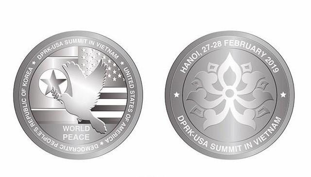 Bán hết sạch đồng xu đắt đỏ chào mừng thượng đỉnh Mỹ - Triều - Ảnh 1.