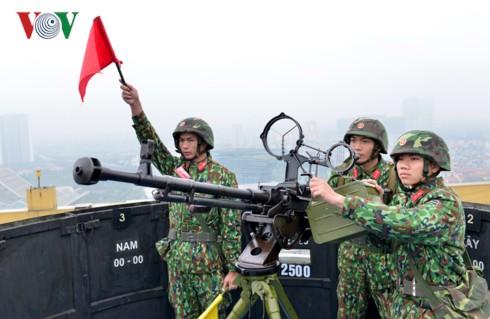 Bộ Tư lệnh Thủ đô bảo đảm an toàn tuyệt đối Hội nghị Thượng đỉnh Mỹ-Triều - Ảnh 2.