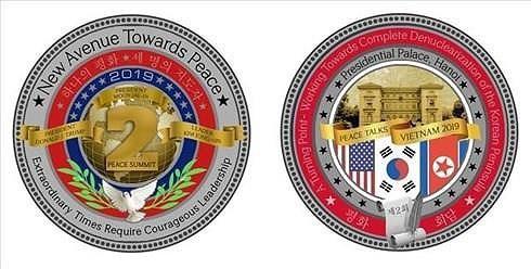 Bán hết sạch đồng xu đắt đỏ chào mừng thượng đỉnh Mỹ - Triều - Ảnh 2.