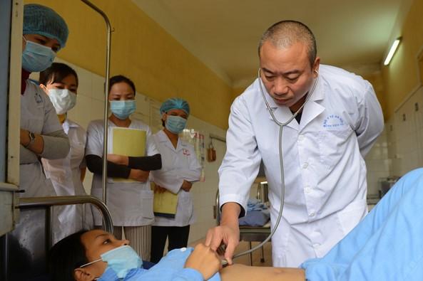 Cái Tết lạnh ngắt đến rợn người ở 1 bệnh viện đặc biệt ngay cả bác sĩ cũng e sợ - Ảnh 2.