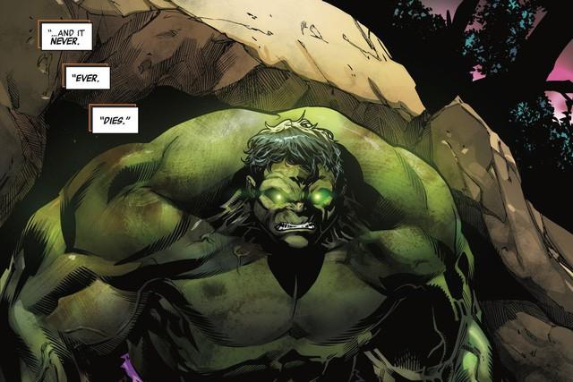 Ít người biết, Hulk là một siêu anh hùng bất tử và có khả năng phục hồi mạnh mẽ bậc nhất vũ trụ Marvel? - Ảnh 1.