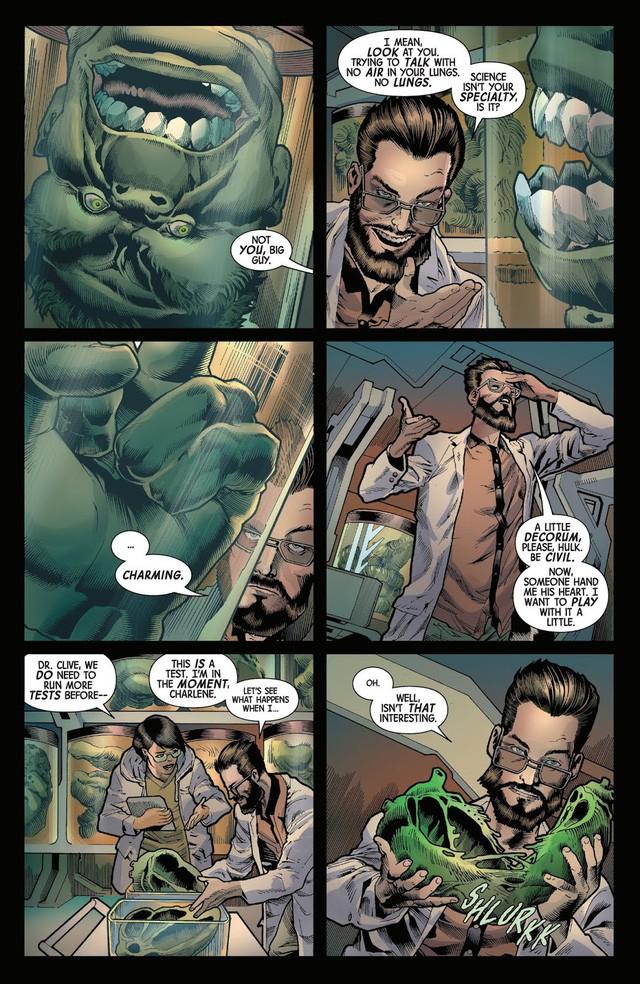 Ít người biết, Hulk là một siêu anh hùng bất tử và có khả năng phục hồi mạnh mẽ bậc nhất vũ trụ Marvel? - Ảnh 6.