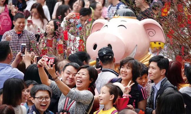Đón Tết cổ truyền ở các nước Châu Á: Có nơi xem pháo hoa vào mùng 2, chỗ thì phải trả nợ trước năm mới - Ảnh 1.