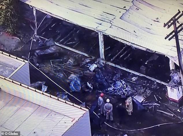 Kinh hoàng: Hỏa hoạn lúc rạng sáng khiến 10 cầu thủ trẻ thiệt mạng ở Brazil - Ảnh 2.