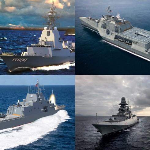 Nhỏ gọn và đa năng: Xu hướng cho các chiến hạm mới của Mỹ - Ảnh 1.