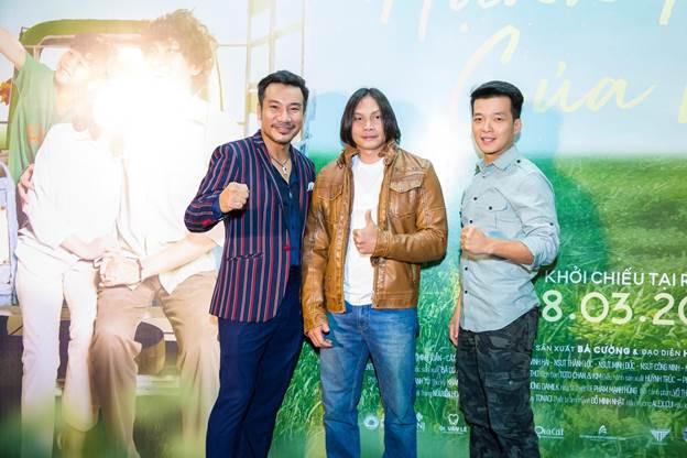 Ngôi sao Thái thu hút sự chú ý khi xuất hiện tại buổi ra mắt phim Hạnh phúc của mẹ - ảnh 1