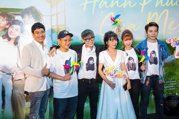 Ngôi sao Thái thu hút sự chú ý khi xuất hiện tại buổi ra mắt phim Hạnh phúc của mẹ - ảnh 5