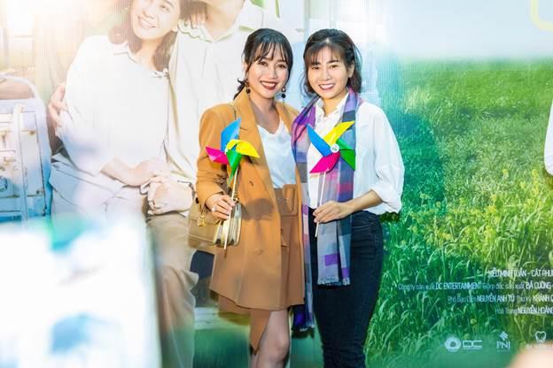 Ngôi sao Thái thu hút sự chú ý khi xuất hiện tại buổi ra mắt phim Hạnh phúc của mẹ - ảnh 6