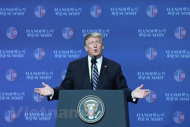 'Không ra tuyên bố chung Mỹ-Triều là một thủ thuật thương thuyết' - Ảnh 2.