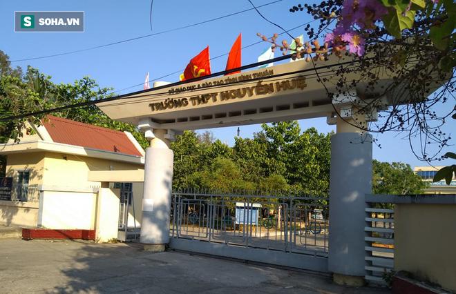 Mẹ nam sinh bị oan trong vụ lùm xùm ở Bình Thuận: Tôi nghĩ có người cố tình tung tin thất thiệt lên mạng - Ảnh 1.