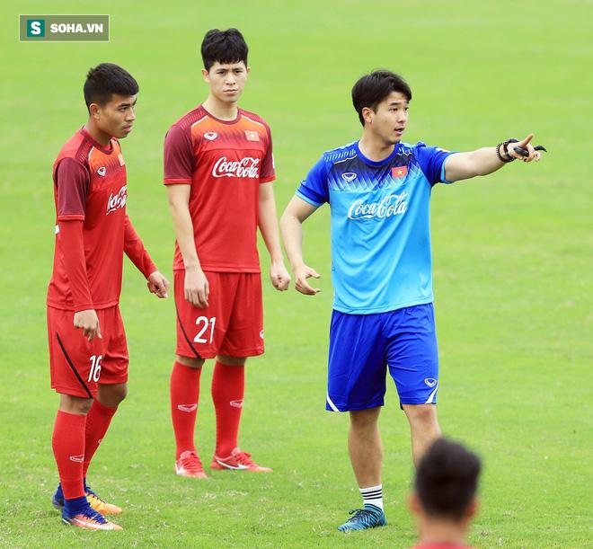 Đi tìm bộ ba trung vệ cho U23 Việt Nam tại sân chơi châu Á - Ảnh 1.