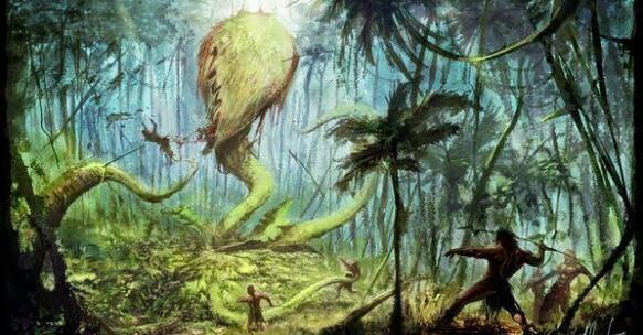 Cây ăn thịt người - truyền thuyết từ thần thoại cho tới đời thực - Ảnh 3.