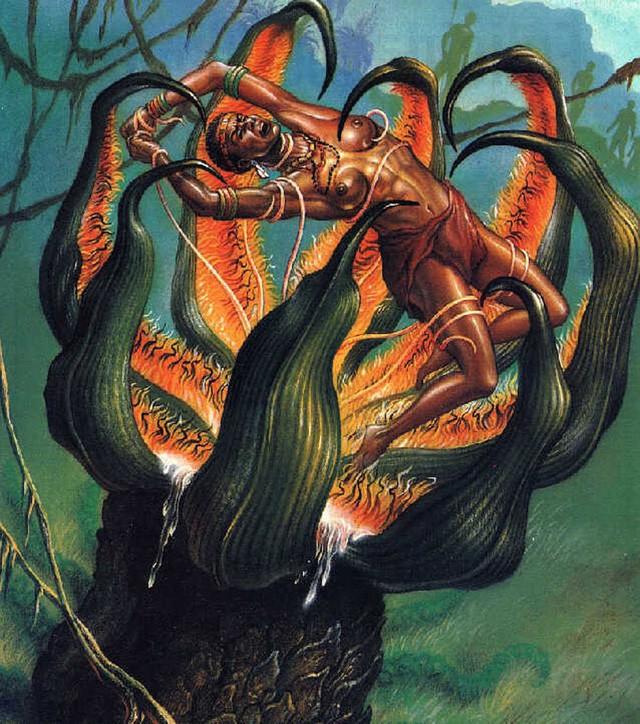 Cây ăn thịt người - truyền thuyết từ thần thoại cho tới đời thực - Ảnh 8.