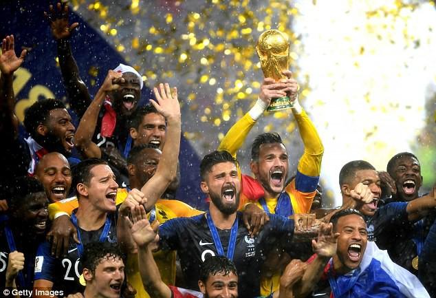 FIFA muốn tăng đội dự World Cup 2022 để kiếm tiền, cơ hội đến sớm cho Việt Nam? - Ảnh 1.