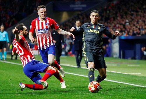 Chờ Ronaldo giải cứu Juventus - Ảnh 1.