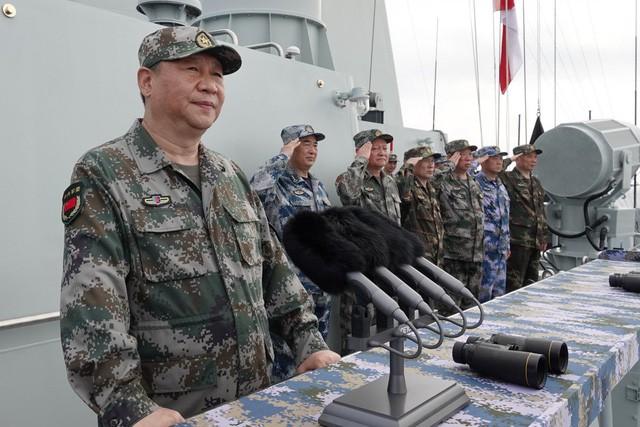 Tàu sân bay Nga, Trung, Pháp tề tựu: Tín hiệu từ sức mạnh hải quân hoành tráng? - ảnh 1