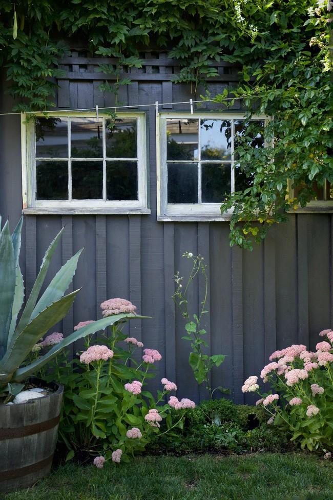 Ngoại thất ngôi nhà đẹp như mơ sau khi cải tạo nhờ bàn tay khéo léo của vợ chồng trẻ - Ảnh 16.