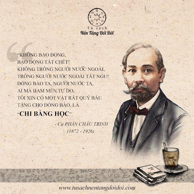Phan Châu Trinh, trí sĩ nổi tiếng nhất phong trào Duy tân