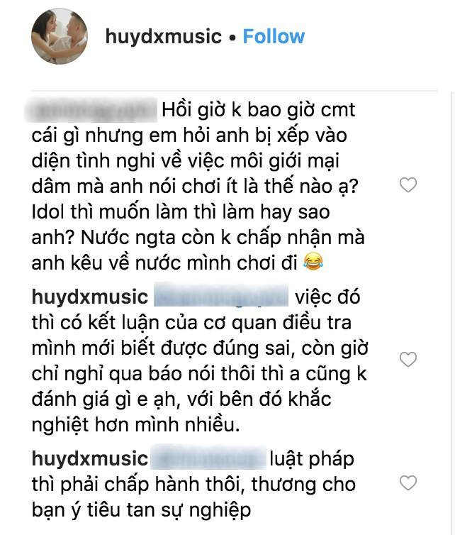 Chồng Lưu Đê Ly bị 'ném đá' vì lên tiếng bênh vực Seungri giữa bão scandal - ảnh 3
