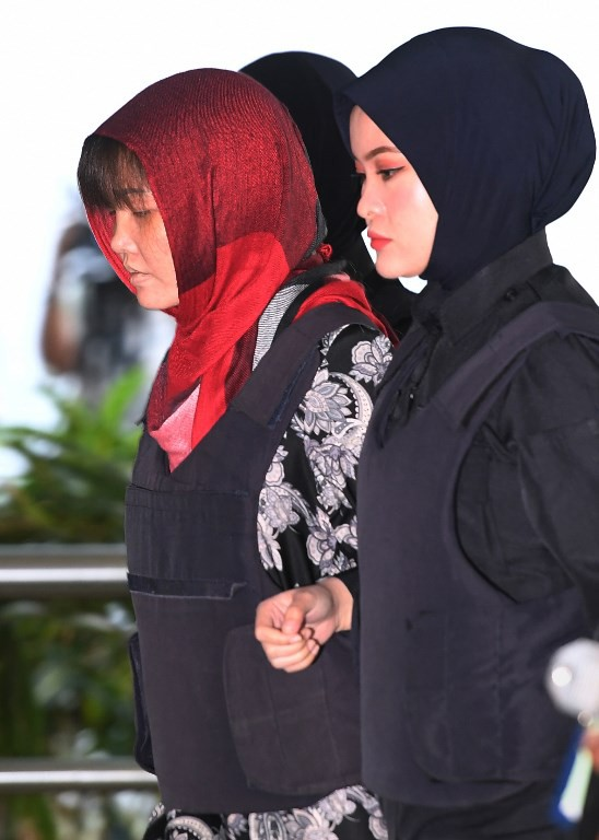 Công tố viên từ chối đề nghị thả tự do cho Đoàn Thị Hương, phiên xét xử tiếp theo vào ngày 1/4 - Ảnh 4.