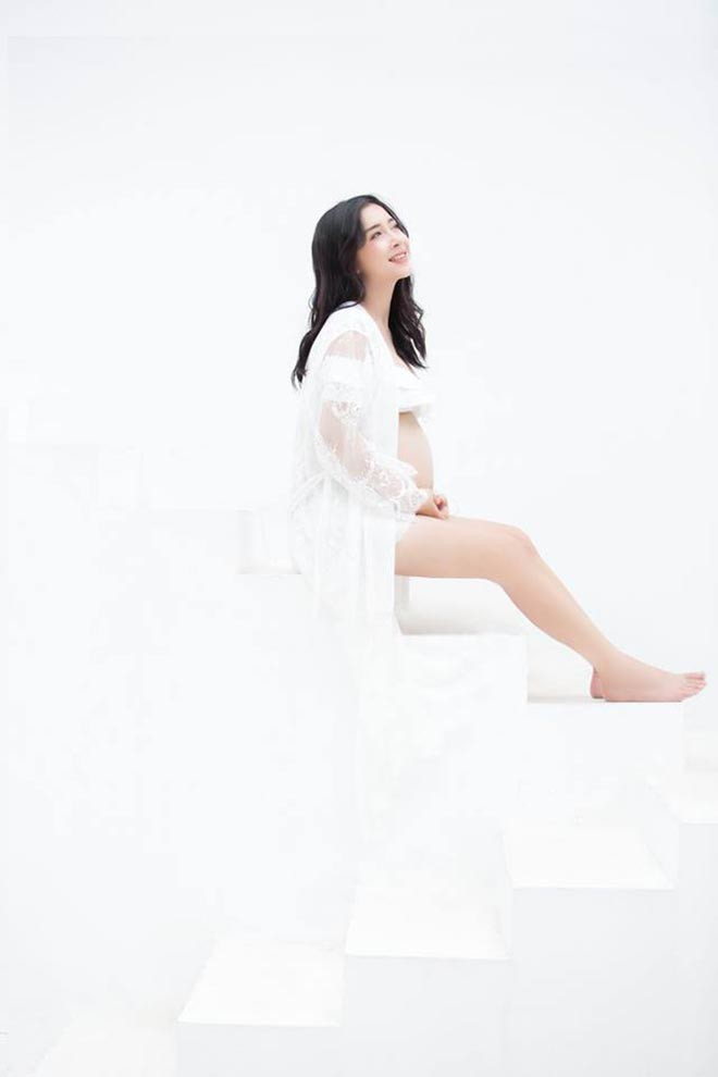 Nhan sắc em gái Nhã Phương sau hơn 2 tháng sinh con, âm thầm rời xa showbiz - ảnh 5