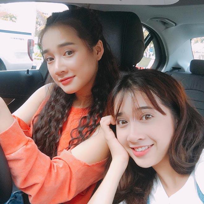 Nhan sắc em gái Nhã Phương sau hơn 2 tháng sinh con, âm thầm rời xa showbiz - ảnh 1