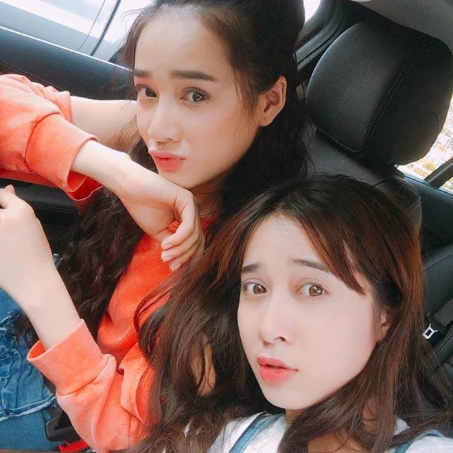 Nhan sắc em gái Nhã Phương sau hơn 2 tháng sinh con, âm thầm rời xa showbiz - ảnh 2