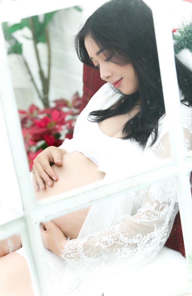 Nhan sắc em gái Nhã Phương sau hơn 2 tháng sinh con, âm thầm rời xa showbiz - ảnh 6