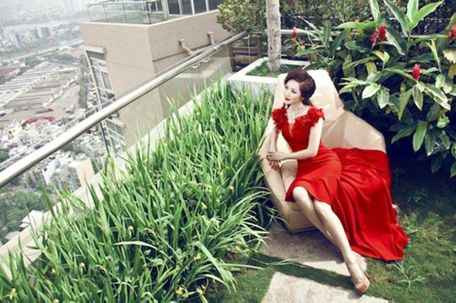 Từng là giai nhân của chủ tịch Tân Hoàng Minh, Hoa hậu không tuổi Giáng My giàu cỡ nào? - Ảnh 8.