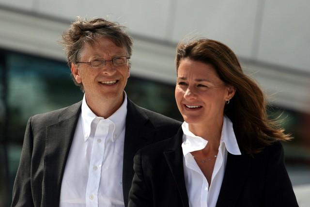 Vợ chồng tỷ phú Bill Gates giáo dục con về kết hôn: Bạn đời, lần đầu chọn sai, có thể chọn lại! - Ảnh 1.