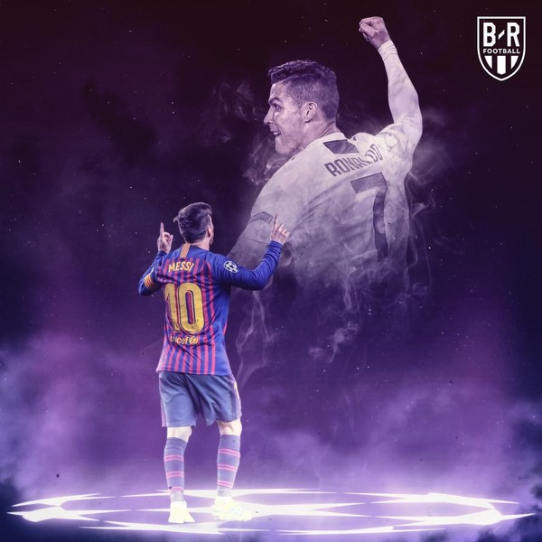 Ronaldo và Messi: Ai là số 1? - Ảnh 2.
