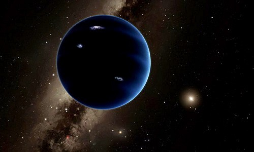 Hành tinh thứ chín có thể lớn gấp 5 đến 10 lần Trái Đất - Ảnh 1.