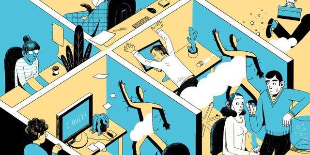 Chán việc, ngán sếp, dị ứng với đồng nghiệp cũng đừng nghỉ việc khi chưa xem xét kỹ 3 điều này: Một phút bốc đồng sẽ khiến cả sự nghiệp long đong, cuộc sống bế tắc - Ảnh 1.
