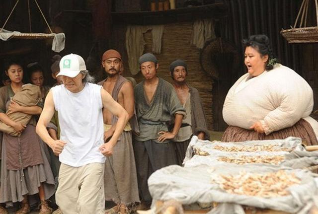 Sao nữ béo nhất Trung Quốc: Được Châu Tinh Trì lăng xê, lấy chồng đẹp trai - Ảnh 3.