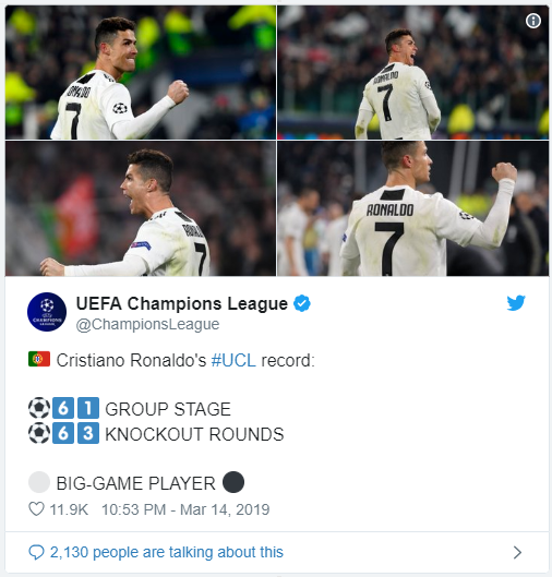Bốc thăm Tứ kết Champions League 2018/19: Man United gặp lá thăm khó nhất châu Âu - Ảnh 5.
