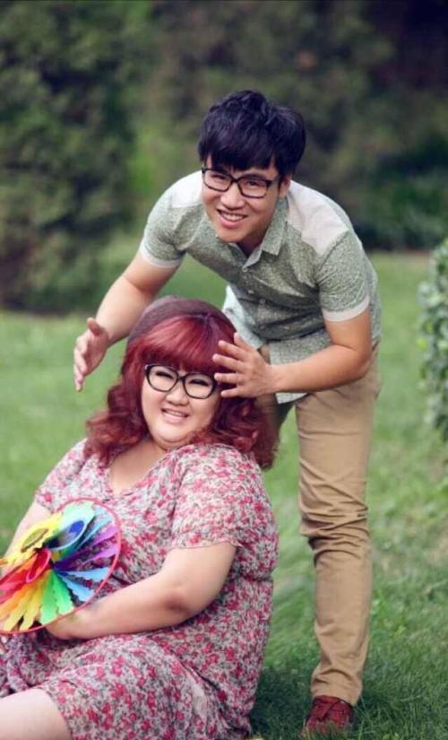 Sao nữ béo nhất Trung Quốc: Được Châu Tinh Trì lăng xê, lấy chồng đẹp trai - Ảnh 8.