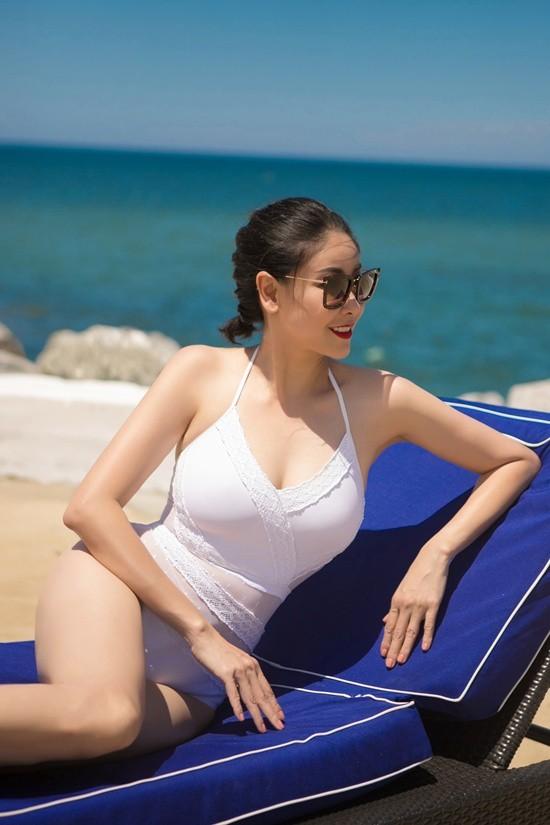 Chân dung Hoa hậu có thân thế khủng nhất lịch sử Hoa hậu Việt Nam - Ảnh 10.