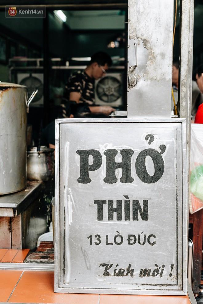 Sự trùng hợp gây hiểu nhầm ở Hà Nội suốt hàng chục năm: 2 ông cùng tên Thìn, cùng bán phở nhưng chẳng ai nhái ai - Ảnh 15.