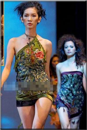 Clip hiếm: Hà Hồ catwalk lạnh lùng, diễn chung cùng Phi Thanh Vân, Xuân Lan 13 năm trước - Ảnh 4.
