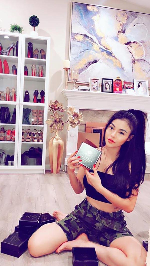 Hoa hậu nổi tiếng ăn chơi nhất Sài Gòn thực sự giàu cỡ nào? - ảnh 10
