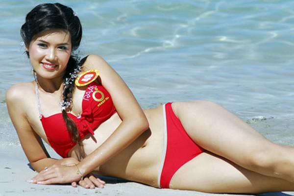 Cuộc sống của Hoa hậu độc nhất vô nhị Việt Nam gây nuối tiếc vì giải nghệ quá sớm - Ảnh 2.