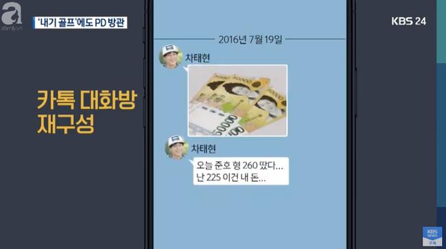 NÓNG: Nam chính Cô nàng ngổ ngáo Cha Tae Hyun bị tố đánh bạc phi pháp, xuất hiện trong group chat với Jung Joon Young  - Ảnh 2.