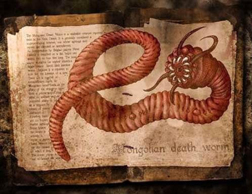 Sâu tử thần: Quái vật sa mạc trong thần thoại Mông Cổ - Ảnh 3.