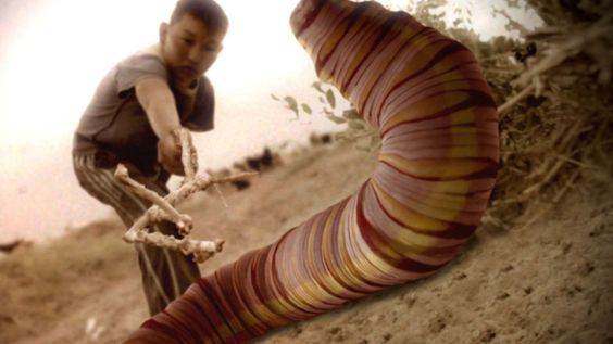Sâu tử thần: Quái vật sa mạc trong thần thoại Mông Cổ - Ảnh 4.