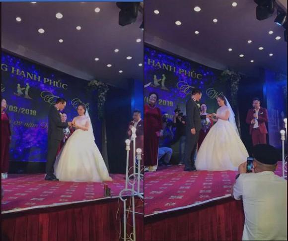 NSND Trung Hiếu tổ chức đám cưới với vợ trẻ kém 19 tuổi ở Thái Bình, bất ngờ nói điều này khiến cả hội trường thích thú - ảnh 6