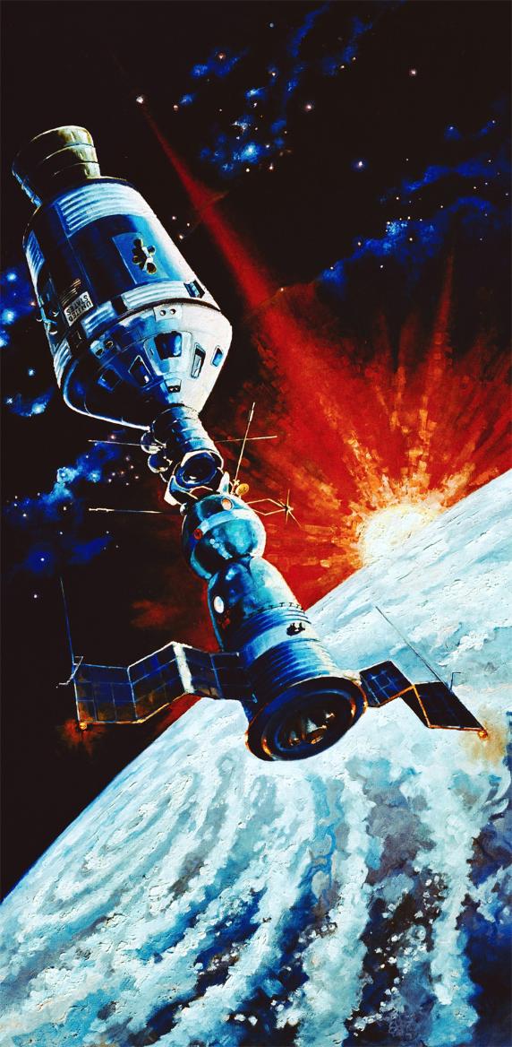 Đúng 54 năm trước: Đây là người đã giúp Liên Xô vượt mặt Mỹ trong cuộc đua không gian - Ảnh 1.
