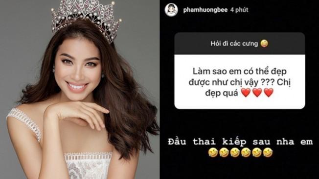 Hoa hậu Phạm Hương và cách ứng xử báo động! - Ảnh 5.