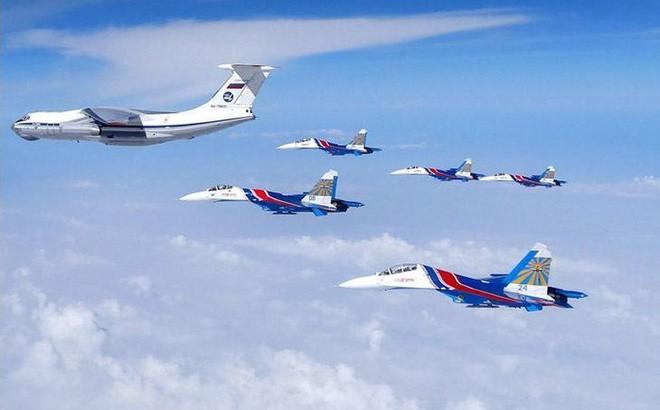 Đường bay của tiêm kích Su-30SM đến Việt Nam có gì đặc biệt? - Ảnh 3.