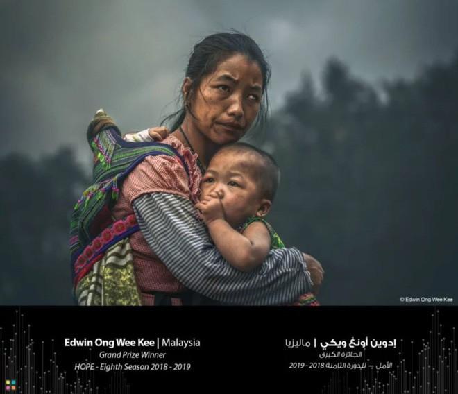 Bức ảnh chụp tại Việt Nam đạt giải thưởng trị giá 120.000 USD gây tranh cãi kịch liệt trong cộng đồng mạng - Ảnh 1.